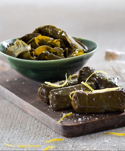 Dolmades / Vine Leaves