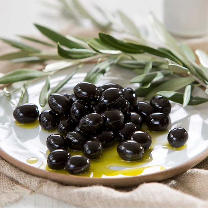 Spanish Black Olives