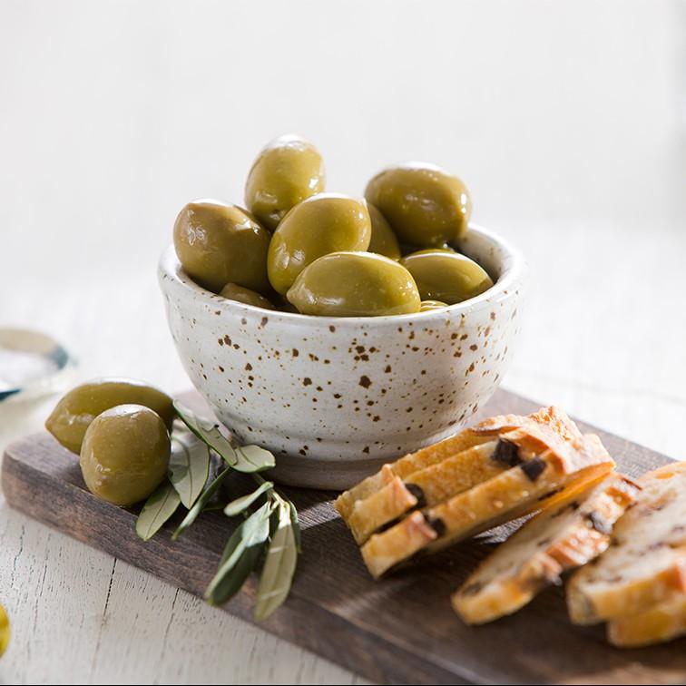Spanish Green Olives