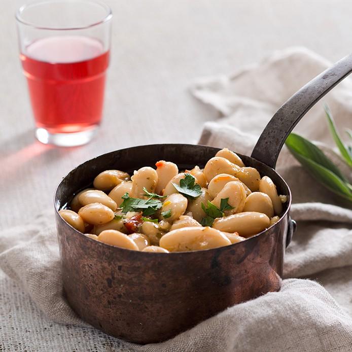 Lima Beans in Brine