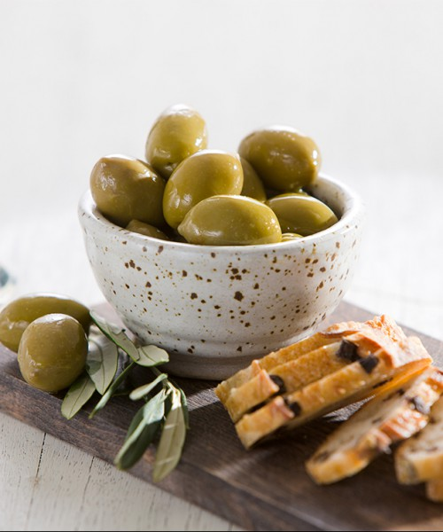 Spanish Green Olives
